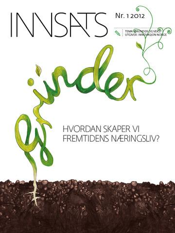 Forside Innsats nr. 1 2012