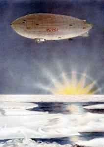 Luftskipet Norge (Photos.com)