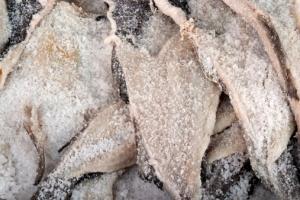Saltfisk (foto: VMarin)