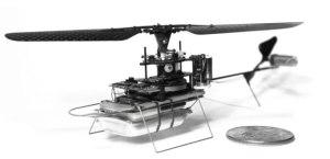 Mikrodrone fra Prox Dynamics