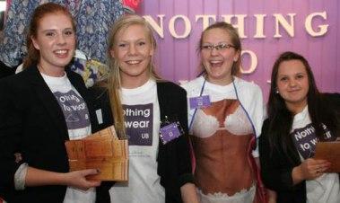 Unge norske entreprenører (foto: Ungt Entreprenørskap)