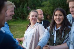 Ungdom på Emax Norge