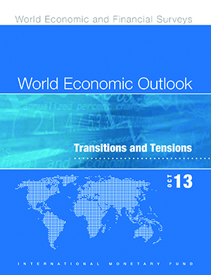 World Economic Outlook - forside