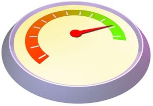 Indikator/måler