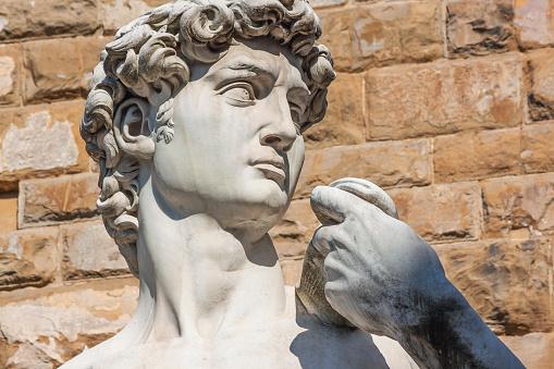 David skulpturen i Florence. Foto: Thinkstock