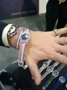 Swarovski fitness jewelry
