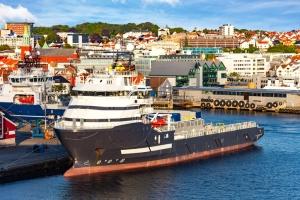 Supply skip i Stavanger