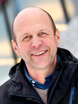 Arne Isaksen. Foto: Kjell Inge Søreide